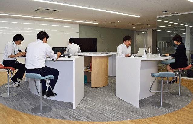 2019年7月26日号18面 宮崎銀行、新卒採用枠にITコース、配属先はデジタル部門