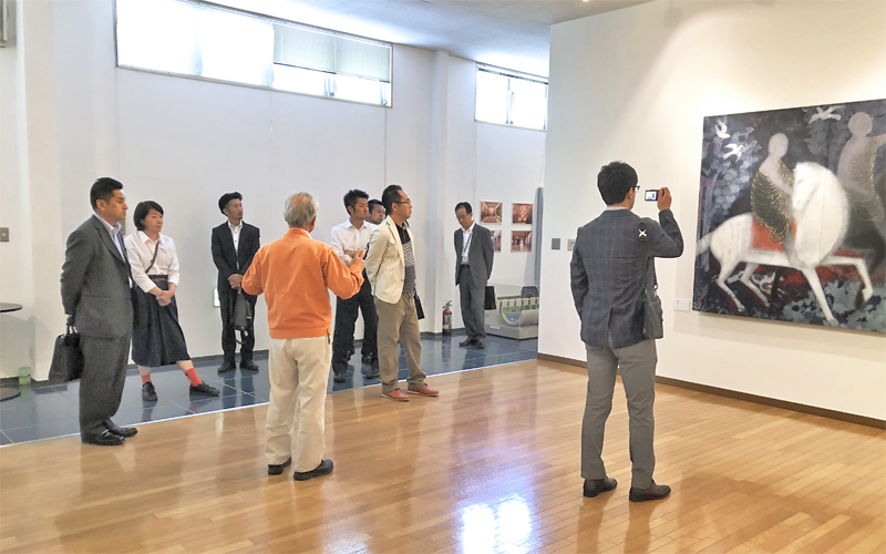 2019年9月20日号12面 『地域にスポット』東海地区25信金にみる「若手経営者の会」