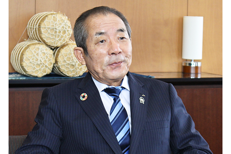 2020年10月30日号16面 インタビュー 中家・JA全中会長、対話なくして改革なし