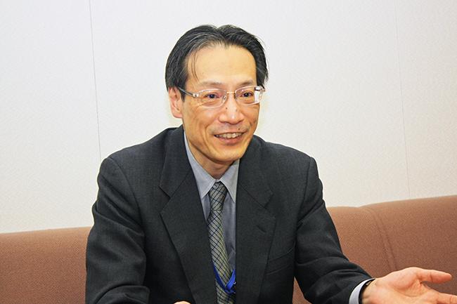 2021年1月8日号2面  インタビュー 栗田・金融庁監督局長 事業者支援、将来の競争力に