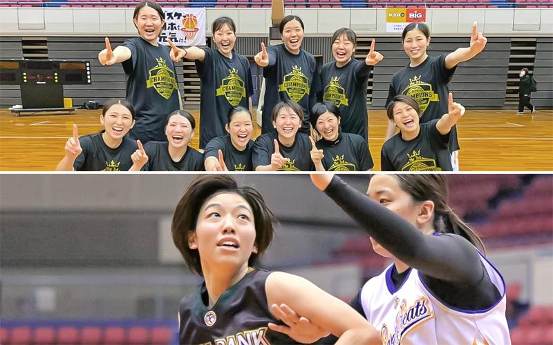 2021年3月26日号19面 紀陽銀行・滋賀銀行、全国大会で上位独占、女子バスケ部が躍進